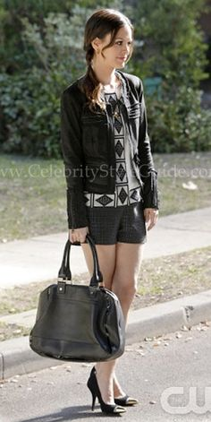"""Rachel Bilson wore the Elizabeth and James Shelly Embroidered Top on Hart Of Dixie: Season 1 Episode """"Destiny & Denial"""""""