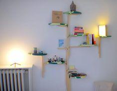 Tree Shelf - FROSTA X goes green