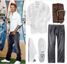 David Beckham: Fashion and Style Icon