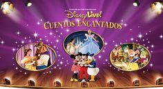 Disney live trae un espectáculo musical lleno de magia con tus personajes favoritos como Cenicienta, Blanca Nieves o Bella, entérate en café y cabaret.