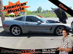 2003 Chevrolet Corvette For Sale at JeremysaysYES.comCars for Sale Buy Here Pay Here Car Lots Bad Credit Car Loans Buy Here Pay Here