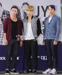 "JYJ - ""Just Us"" Album Fansign Event 140929"