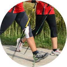 Nordic Walking - gentle exercise, suitable for all ages / abilities, even those with impaired mobility and because it helps strengthen core muscles it can help alleviate back pain.  Info at this link and also here: http://www.nordicwalkingforhealth.co.uk/benefits.html