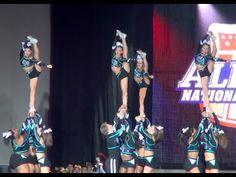 Cheer Extreme C4 Bomb Squad National Champions 2016