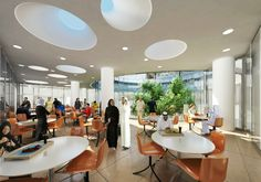 SKMC_Cafeteria Terrace