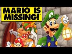 Mario is Missing!  Anyone remember this forgotten classic?