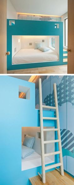 Cool bunk design