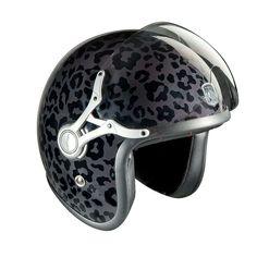Rider - Casque moto jet - noir - Exklusiv - Ref: 1656757 | Brandalley