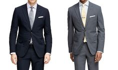 Brooks Brothers Suits | Dappered.com