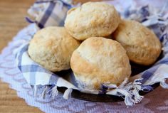 You can make warm, fluffy buttermilk biscuits and enjoy them fresh from the oven with only 3 ingredients!   Who knew baking from scratch could be this easy?