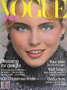 The R.A.D.: Vogue ... judge a book by it's cover?