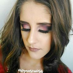 Amei fazer essa make na @tahcabral adoro esse degradê de cores😍😍 e aí o que acharam?  #universodamaquiagem #universomakeup #instabeauty #instamakeup #universodamaquiagem_oficial #makeup #wakeupAndmakeup #weheartit #vegas_nay #faceoftheday #maquiagem #blogueiras #maquiagemx #ilovemakeup #powerofmakeup #maquiagembsb #vscocam #makegringa #gringa #maquiagemgringa #maquiadoraprofissional #glow #vidademaquiadora #maesvaidosasblog #timedeleitoraslindas  #lindakramermake