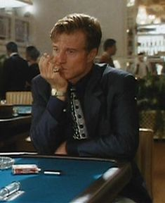 Havana – Robert Redford's Blue Dupioni Silk Jacket