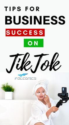 Best Tips for Business Success on TikTok #business #success #tiktok #socialmedia #smm #digitalmarketing #traffic #content #followers #seo #ppc Online Marketing Companies, The Marketing, Marketing Ideas, Business Marketing, Social Media Marketing, Digital Marketing, Social Media Calendar, Social Media Tips, How To Influence People
