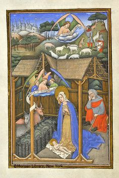 Lectionary, MS M.180 fol. 11v - Images from Medieval and Renaissance Manuscripts…
