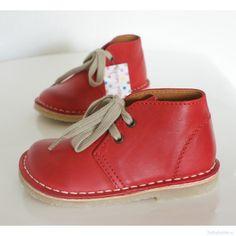 Pom Pom Desert Boot