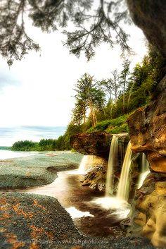 Sandcut Falls, Vancouver Island,Sandcut Beach,BC W… Vancouver Island, Canada Vancouver, Vancouver Travel, Beach Photography, Landscape Photography, Nature Photography, Travel Photography, Vancouver Photography, Lakes