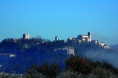 Landscape - Sassoferrato - Marche - Italy - photo by Pamela Damiani