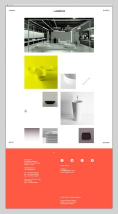 30 Minimal Website Designs Pop Design, Web Ui Design, Best Web Design, Flat Design, Dashboard Design, Email Design, Web Design Websites, Site Web Design, Website Designs