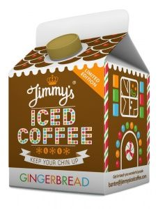 FoodBev.com | News | Gingerbread Jimmy's Iced Coffee