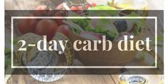 The 2-Day Carb Diet - Diets USA Magazine