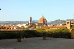 A Traveller's Table: Majestic Florence