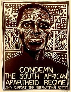 Rachael Romero designed this poster with the belief that art is not a commodity but a door to transformation of self and society. Wilfred Owen, Medical Posters, Political Prisoners, Apartheid, Street Art, San Francisco, African, Artist, Movie Posters