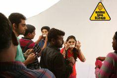 Vaayai Moodi Pesavum is romantic comedy movie directed by Balaji Mohan. Dulquer Salman and Nazriya Nazim doing lead roles. Vaayai Moodi Pesavum Movie Stills, Dulquer Salman and Nazriya Nazim in Vaayai Moodi Pesavum Latest Unseen Images. Dulquer Salman in Vaayai Moodi Pesavum Latest Unseen Gallery. Nazriya Nazim in Vaayai Moodi Pesavum Movie Stills,