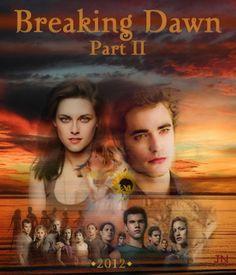 Breaking Dawn Part II