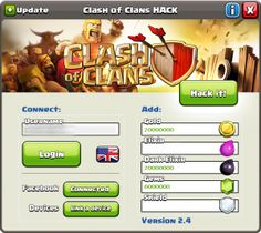 Clash of Clans Hack Herunterladen