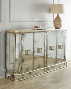 H7JH5 John-Richard Collection Delancey Sideboard