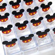 Detalhes lindos - mini toten festa Mickey