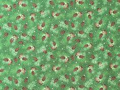Blank Quilting - Gina Linn 'Woodland Christmas' we-651-02-9055