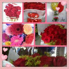 Engalanados y bouquets para grado y clausura 1