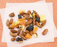 ... Chipotle Fruit & Nut Mix - Prepared with Chipotle Beer Marinade Mix