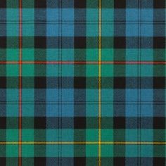 MacEwan Ancient Lightweight Tartan by the meter – Tartan Shop