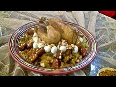 الرفيسة بالدجاج روعة مع اسهل طريقة لتحضيرها - YouTube Meat, Chicken, Cooking, Youtube, Food, Moroccan Cuisine, Cooking Food, Kitchen, Cuisine