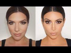 The Master Class with Mario Dedivanovic & Kim Kardashian West - YouTube