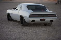 How to Build a Pro Touring Car Detroit Speed How to Modernize 1967-1969 Camaro