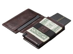 Ultra-Slim Parliament RFID Wallets for Men. Easy card access and room for cards/cash. Maximum storage & security with this RFID Protection Wallet! Edc Wallet, Rfid Wallet, Leather Card Wallet, Watch Photo, Brown Wallet, Gifts For Him, Accessories, Knives, Wallets