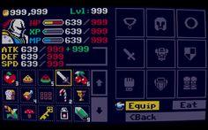 Nice inventory pixelart