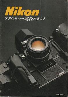 Camera Equipment, Photo Equipment, Camera Nikon, Camera Gear, Classic Camera, Camera Photography, Vintage Photography, Retro Camera, Retro Advertising