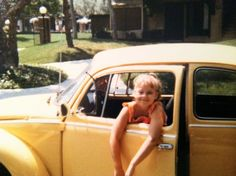 All through my teens, my dram car was a yellow VW!!! I wanted it to be my first, so badly.