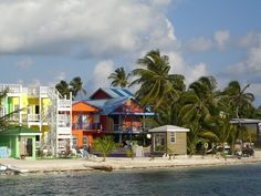 caye caulker, belize...been there.