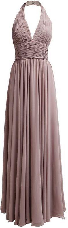 Pin for Later: 50 elegante, bodenlange Abendkleider unter 100 €  Mascara Ballkleid in taupe (ursprünglich 160 €, jetzt 96 €)