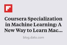 coursera machine learning project