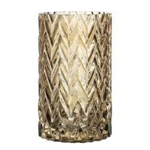 ESPRESSO ETCHED CANDLE VASE FOR WEDDING OR PARTY DECOR   Candleholders Archives - Hire and Style | Hire and Style