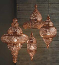 12-–-Kitchen-accessorise-design-and-decoration-using-decorative-gold-metal-Arabian-copper-kitchen-light-fixtures.jpg (720×800)