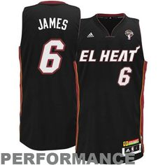 47c2ae58cd1 Buy LeBron James Miami Heat Latin Nights Revolution 30 Swingman Jersey-Black  from Reliable LeBron James Miami Heat Latin Nights Revolution 30 Swingman  ...