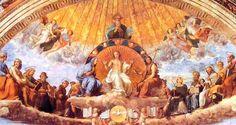 Muitas religiões no mundo atribuem um status especial a algumas pessoas que demonstraram uma vida de virtude quase perfeita.